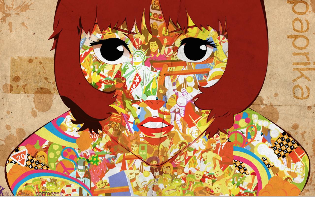 รีวิว: Paprika (ญี่ปุ่น, 2006)